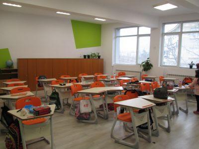 Нова сграда - НУ Васил Левски - Габрово