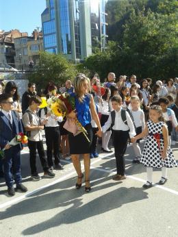 Откриване на учебната година - НУ Васил Левски - Габрово