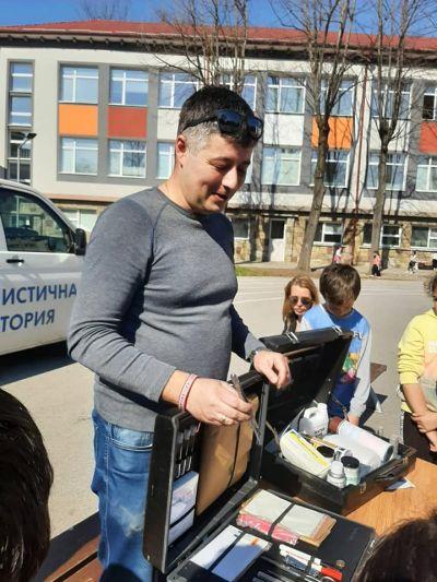 Малките криминалисти - НУ Васил Левски - Габрово